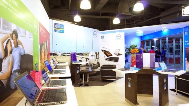 New Dell Store - 1
