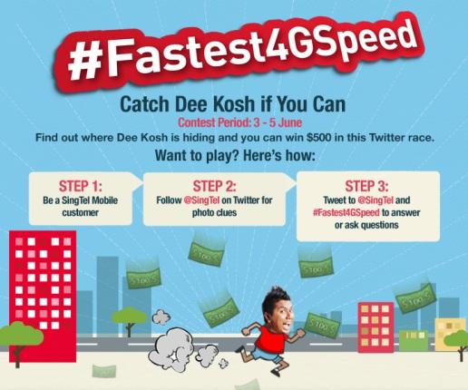 Catch Dee Kosh If You Can Mechanics