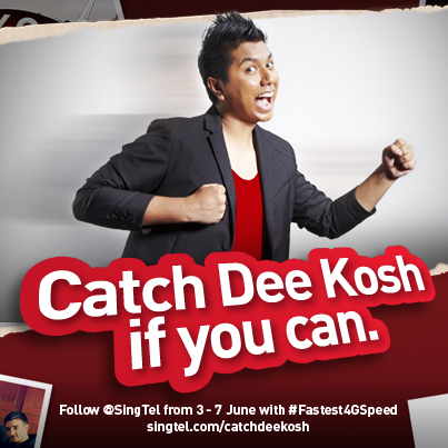 Teaser Image - Catch Dee Kosh If You Can