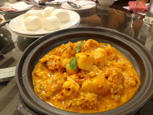 Spicy Seafood Combination ($28 / $42 / $56)