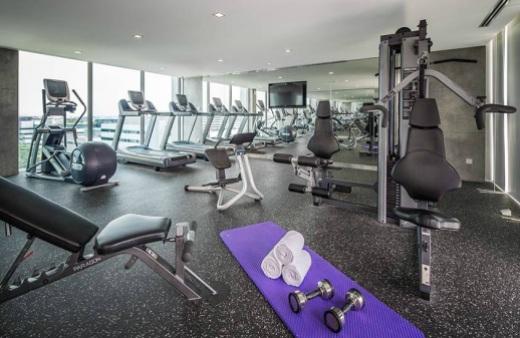PAC gym